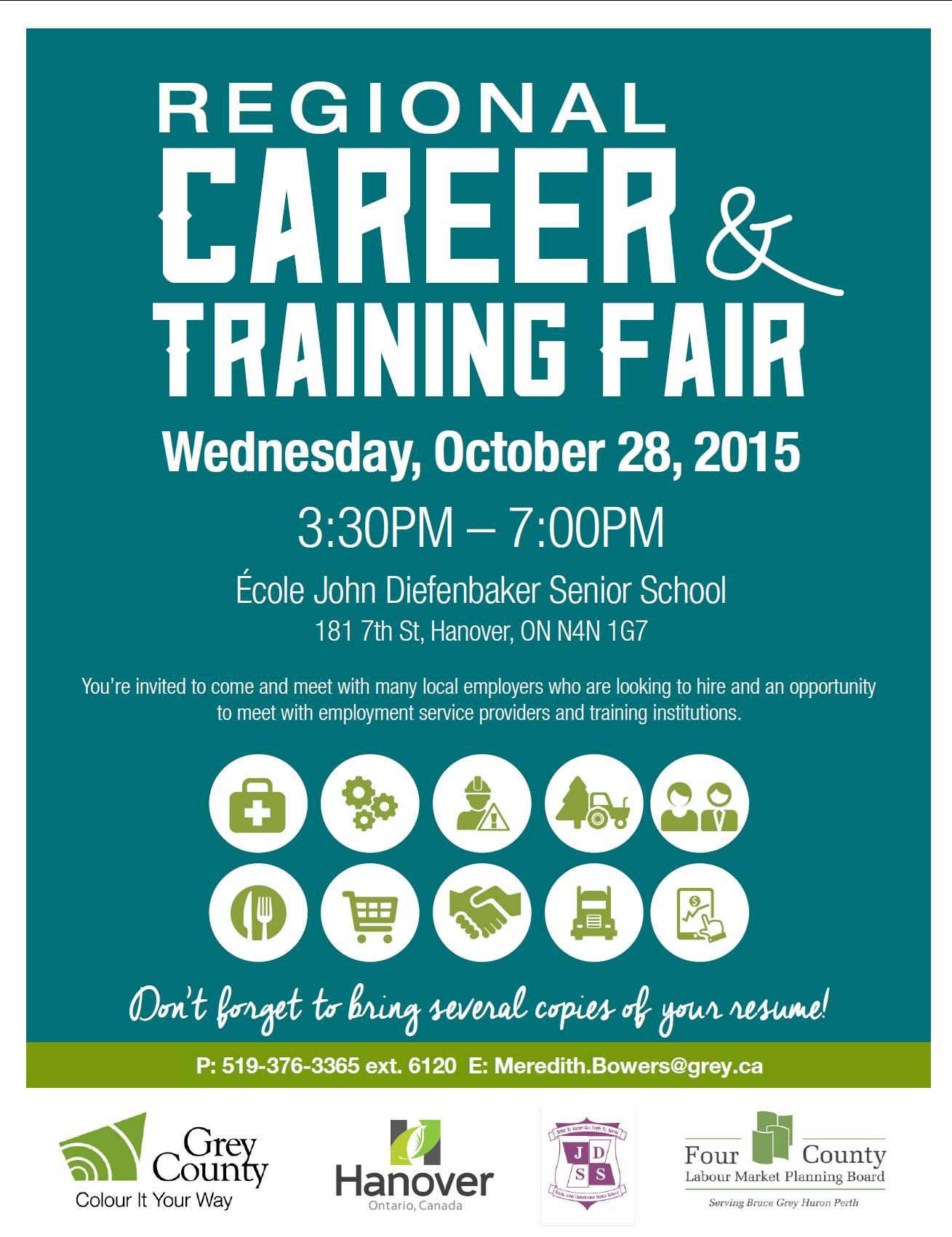 Career Fair Poster