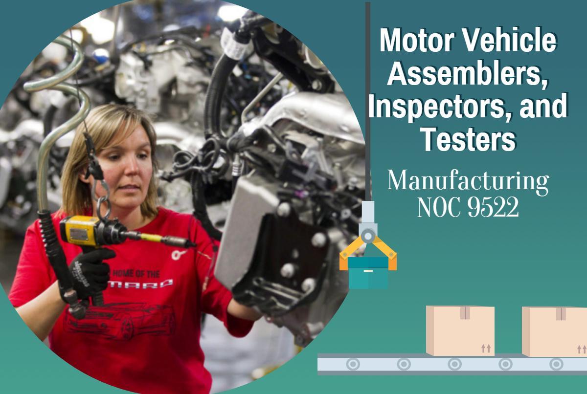 Manufacturing Job 1 Poster