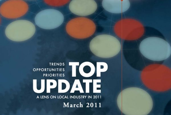TOP Report Update Mar 2011 Four County Labour Market Planning Board