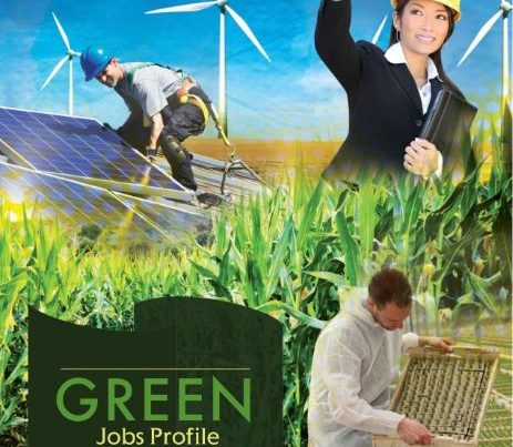 green jobs profile 2011
