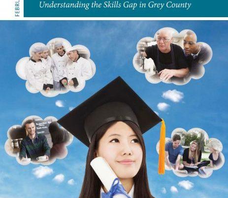 skills gap first step grey 2014