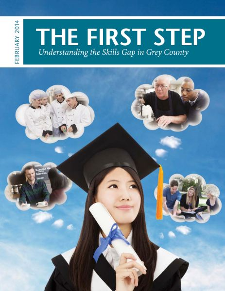 skills gap first step grey 2014