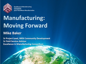 Manufacturing Moving Forward