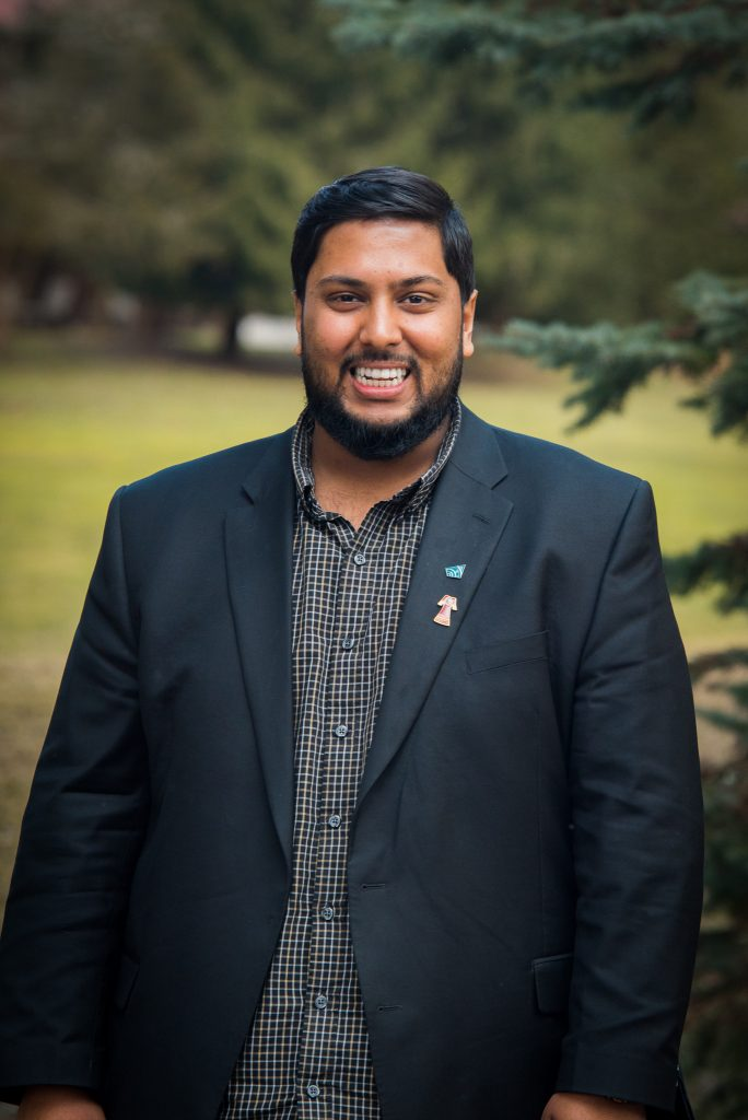 Waleed Aslam Ethnic Minority Director