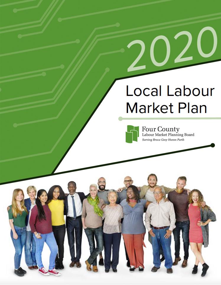 2020 Local Labour Market Plan | Four County Local Labour Market Planning Board