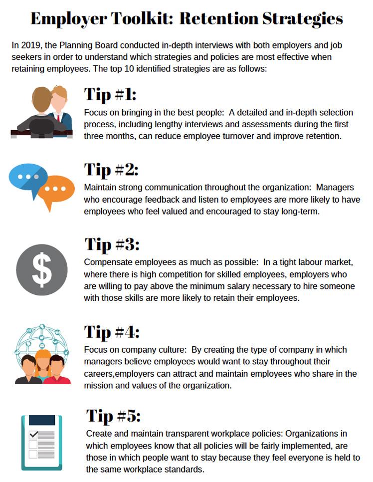 Employer Toolkit Retention Strategies 2020