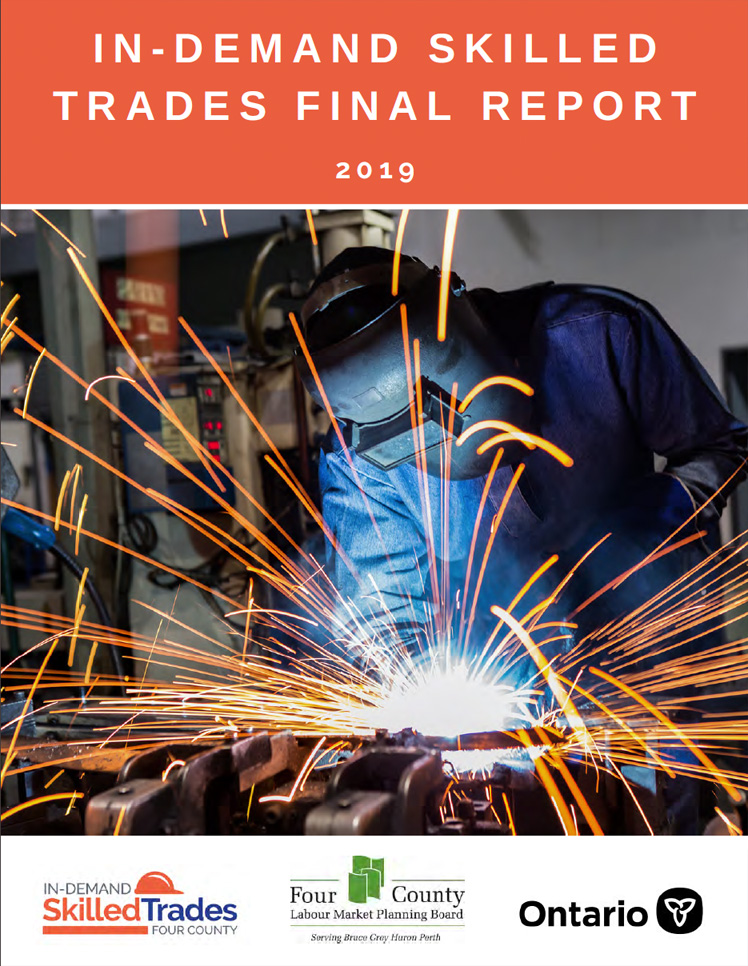 In-Demand Skilled Trades Report - 2019 | Four County Labour Market Planning Board